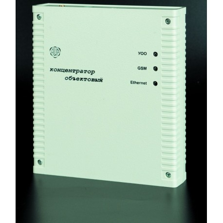 Концентратор объектовый «КО ISM» для работы с несколькими УОО 3ША ISM по радиоканалу 433Мгц