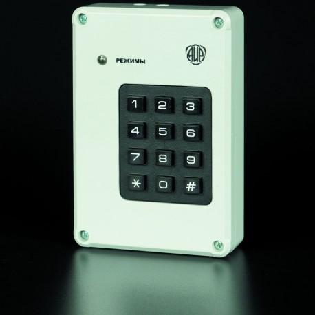 Клавиатура второго рубежа (КВР) для дополнительного подтверждения снятия с охраны