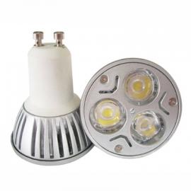 Светодиодная лампа GU10-3W